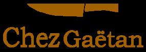Chez Gaétan By Julien Logo